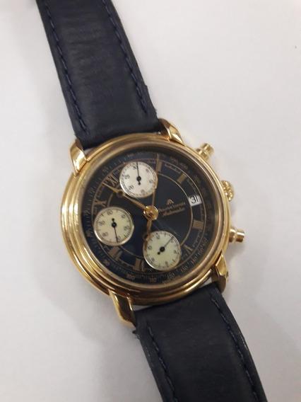 Promoção!! Maurice Lacroix Automátic Chronograph Swiss Raro