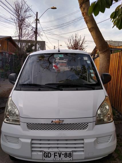 Chevrolet N300 Max Van 1.2 2014 Furgon