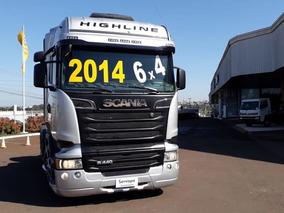 Scania R440 A 6x4 2014