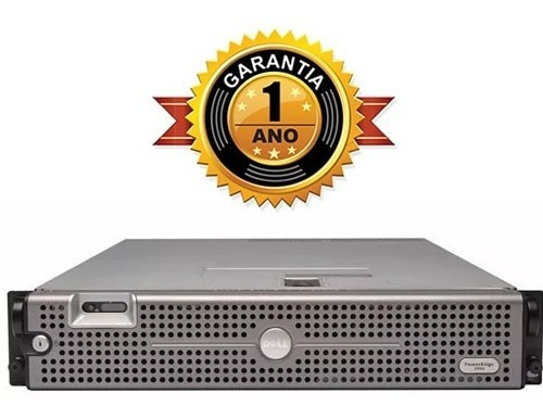 Servidor Dell Poweredge 2950 + 16 Gb + 2 Proc + Garantia