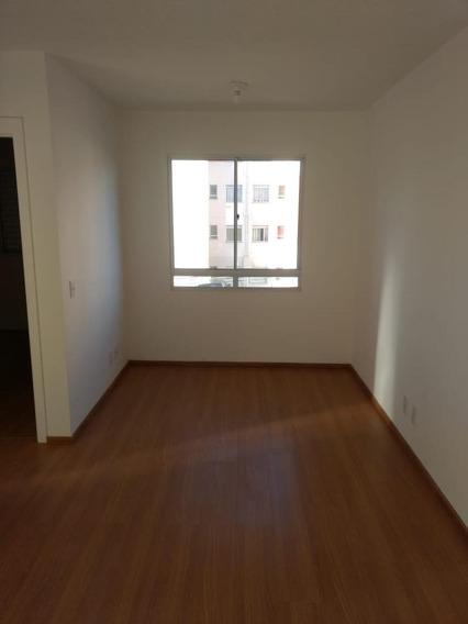 Apartamento Em Centro, Monte Mor/sp De 44m² 2 Quartos À Venda Por R$ 165.000,00 - Ap613975