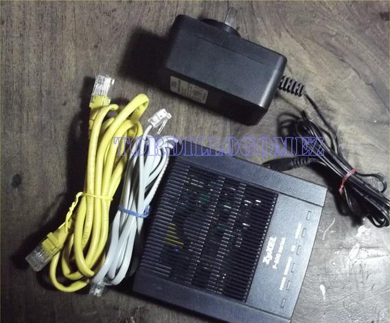 Modem Router Adsl Zyxel P-660r-t1