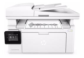 Impressora Hp Laserjet Pro Mfp M130fw Wireless 220v