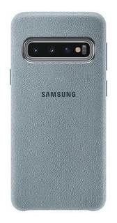 Capa Case Original Samsung Galaxy S10 Alcantara