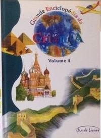 Grande Enciclopédia Da Criança Volume 4 Cia De Livros