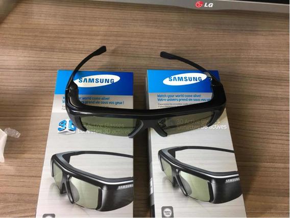 Óculos 3d Samsung (3 Unidades)