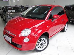 Fiat 500 Cult Dualogic 1.4 8v Flex, Fwe6038
