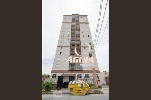 Apartamento Com 2 Dormitórios À Venda, 49 M² Por R$ 320.000,00 - Vila Eldízia - Santo André/sp - Ap2322