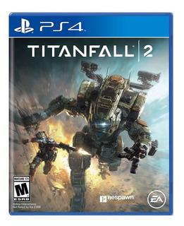 Juego Titanfall 2 Ps4 Ibushak Gaming