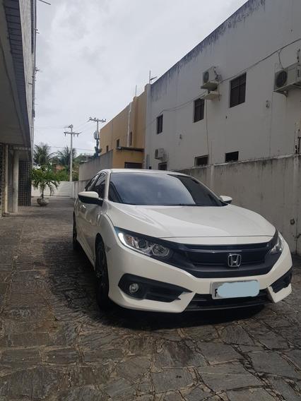 Honda Civic 2.0 Sport Flex Aut. 4p 2017