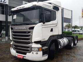 Scania R400 6x2 Streamline Selectrucks 2016 Top Optcruise