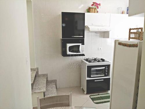 Cobertura Com 2 Dormitórios À Venda, 90 M² Por R$ 320.000,00 - Jardim Santo Alberto - Santo André/sp - Co4905