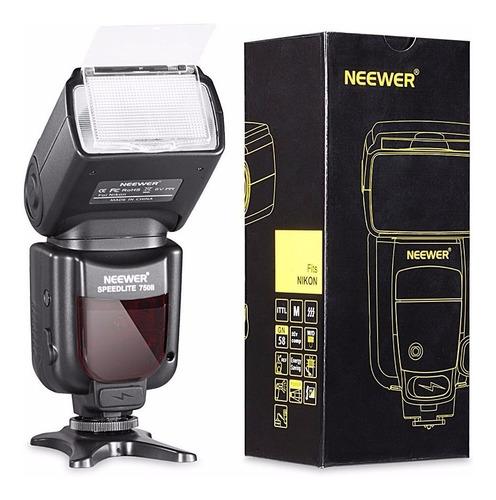 Flash Neewer Vk 750 Ii Con Ttl Nikon Similar Yongnuo Yn565