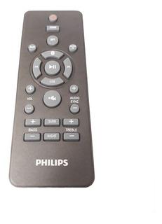 Control Remoto Philips Barra De Sonido Htl1190bx/77