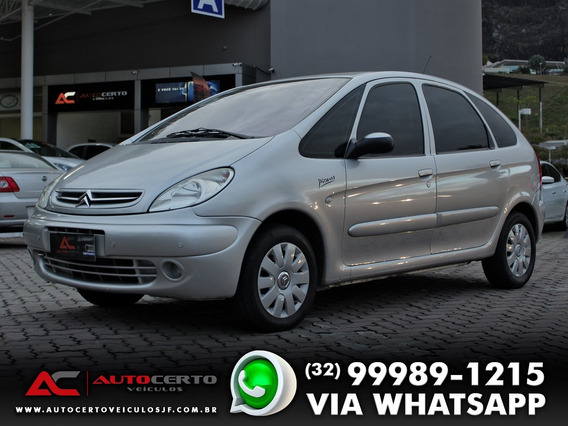 Citroën Xsara Picasso 2.0 Exclusive 16v Gasolina 4p Manual