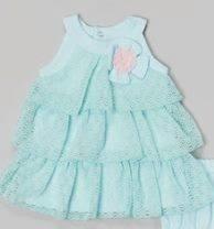 Vestido Baby Essentials Talle 9 Meses Traido De Usa