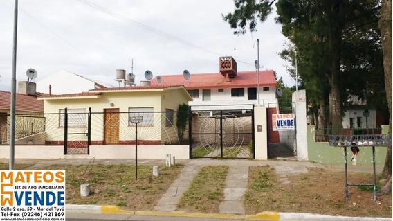 Departamento Sobre Acceso A Mar Del Tuyu - Av. 79 Nº 514
