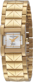 Relógio Mondaine Feminino Dourado Ivete Sangalo 69211lpmfde1