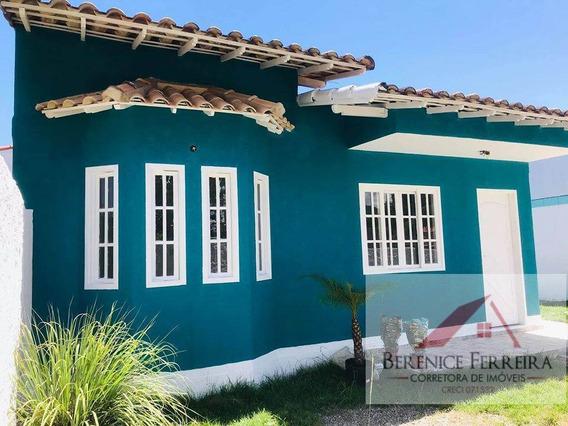 Casa À Venda No Bairro Itaipuaçu Em Maricá/rj - 127