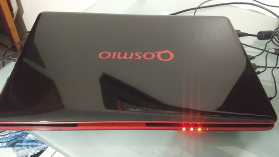 Notebook Gamer Toshiba Qosmio I5 8gb Ssd-120gb Geforce 1gb