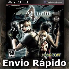 Resident Evil 4 Ps3 Desbloqueado Multiman