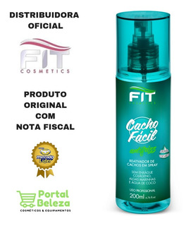 Spray Cacho Fácil Fit Cosmetics
