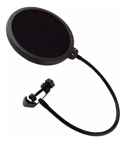 Filtro Anti-pop Para Microfono Importado Ws-06 Antipop