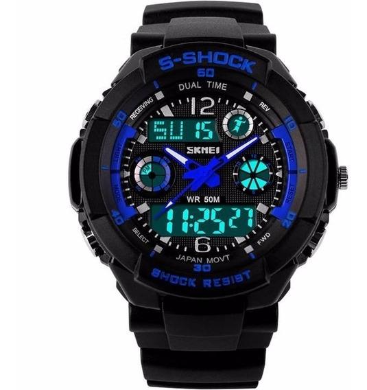 Relógio Masculino Skmei S-shock Modelo 0931