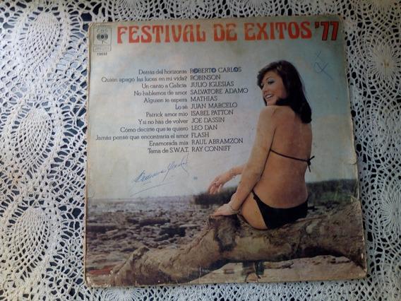 Festival De Éxitos 77 (disco De Vinilo)