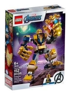Lego Marvel Avengers Armadura Robotica De Thanos Itm 76141