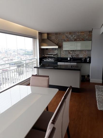 Apartamento Em Vila Prudente, São Paulo/sp De 100m² 3 Quartos À Venda Por R$ 860.000,00 - Ap582006