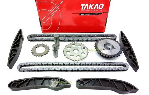 Imagem 1 de 3 de Kit Corrente Da Distribuição Ford 3.0 16v Power Stroke Ranger
