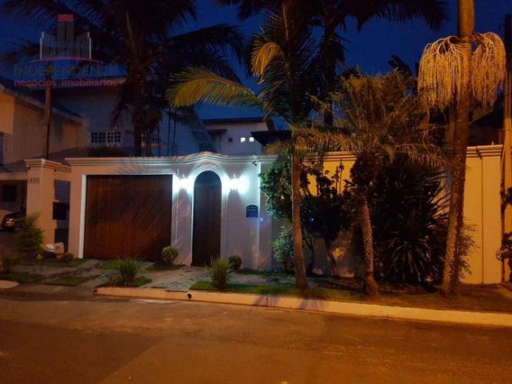 Casa Residencial À Venda, Urbanova, São José Dos Campos. - Ca0585