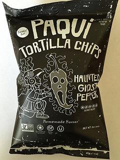 Paqui Tortilla Chips Ghost Pepper - 2 Bolsas