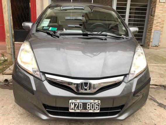 Honda Fit 1.5 Ex-l Mt 120cv 2013 Exelente Estado Titular