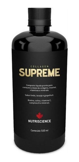 Collagen Supreme Nutriscience Pro Colágeno Hidrolisado 500ml