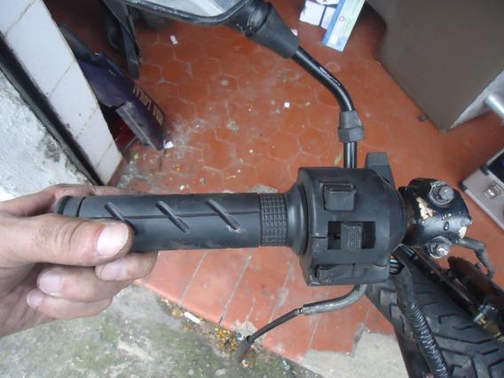 Manete+manopla+retrovisor Da Cbr 450sr (original)