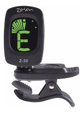 Afinador Zaion Z-30 Cromático Clip-on.