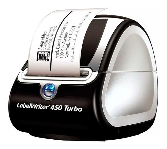 Etiquetadora Dymo Laber Writer 450 Turbo Impresora Etiquetas