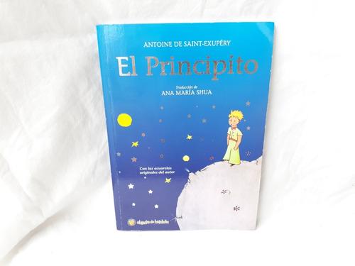 Imagen 1 de 5 de El Principito Acuarelas Originales  Rustico Gato De Hojalata
