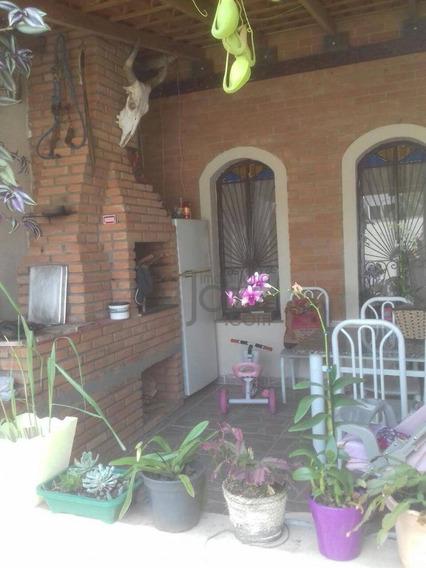Casa Residencial À Venda, Barão Geraldo, Campinas - Ca3855. - Ca3855