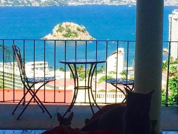 Casa En Venta Y Renta Por Dia En Acapulco Condesa
