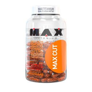 Max Cut 60 Cápsulas - Termogênico - Max Titanium