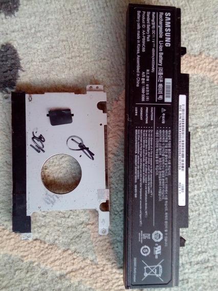 Bateria+grade De Hd Do Notebook Samsung