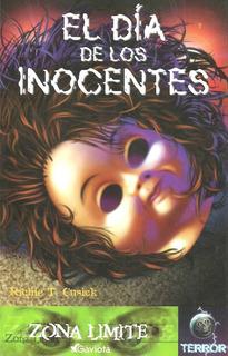 Libro Nuevo De Terror El Dia De Los Inocentes