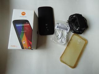 Celular Motorola Moto G 2 Geração Dual Chip 8gb Com Capinha