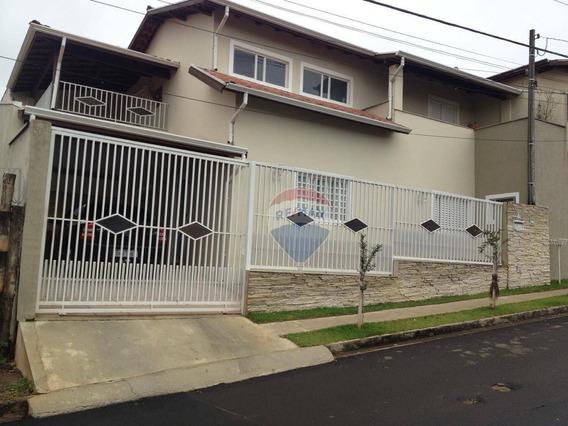 Casa Com 4 Dormitórios 2 Suítes À Venda, 160 M² Por R$ 280.000 - Jardim Panorama - Botucatu/sp - Ca0002