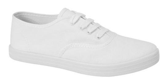 Tenis Casual Dama Mirage Color Blanco 160312 Urbano 2-19 M