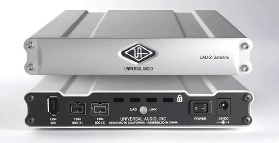 Uad-2 Firewire Satellite Dsp Quad