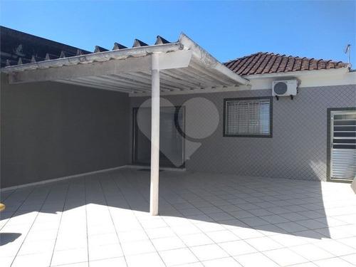 Excelente Casa Isolada À Venda Na Vila São Jorge - 271-im532786